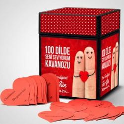 - 100 Dilde Seni Seviyorum Kutusu
