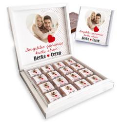 - 14 Şubat Sevgililer Gününe Özel Çikolatalar