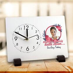 - 8 Mart Kadınlar Günü Temalı Masa Saati