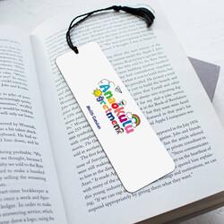 - Anaokulu Öğretmenine Özel Kitap Ayracı