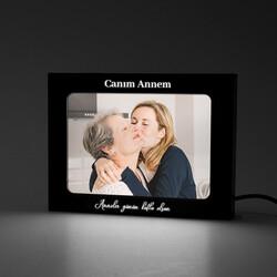 - Annelere Özel Led Işıklı Resim Çerçevesi