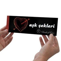- Aşk Çeki