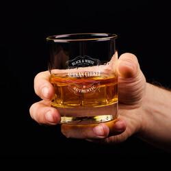 - Authentic İsme Özel Viski Bardağı