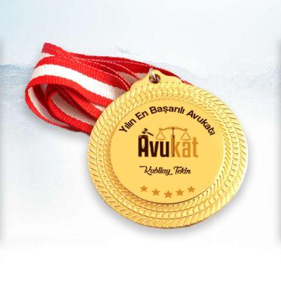 - Avukatlara Özel Hediye Madalyon