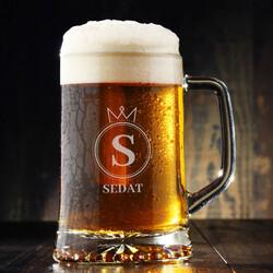 - Babaya Hediye İsimli Bira Bardağı