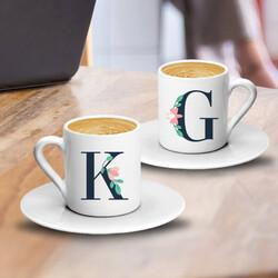- Bayan Sevgiliye Hediye İkili Kahve Fincanı