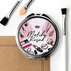 - Bayanlara Hediye İsimli Makyaj Aynası