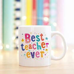 - Best Teacher Ever Kupa Bardak