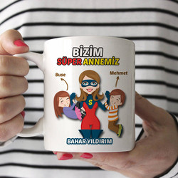 - Bizim Süper Annemiz Kupa Bardak