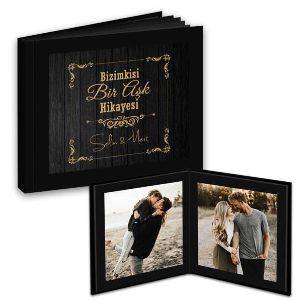 Bizimkisi Bir Aşk Hikayesi Foto Kitap Albüm
