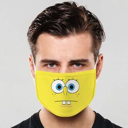 - Bob Tasarım Yıkanabilir Maske