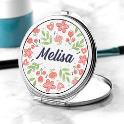 - Çiçekler ve Sen İsimli Makyaj Aynası