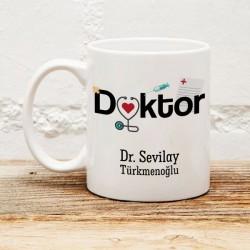 - Doktora Hediye Kupa Bardak