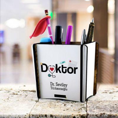 - Doktorlara Hediye İsme Özel Kalemlik