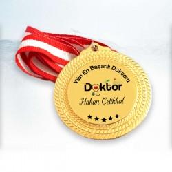 - Doktorlara Özel Hediyelik Madalyon