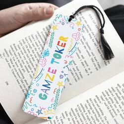 - Eğlenceli Tasarımlı Kitap Okuma Ayracı