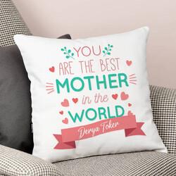 - En İyi Anne İsimli Yastık