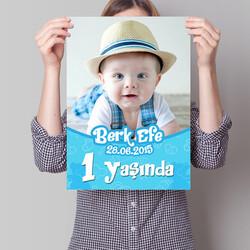 - Erkek Bebeklere Özel Poster