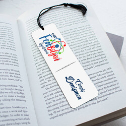 - Fen Bilgisi Öğretmeninize Özel Kitap Ayracı