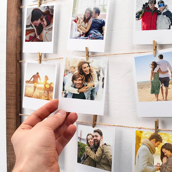 Fotoğraflı Anı Çerçevesi