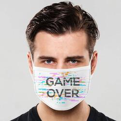 - Game Over Tasarım Maske