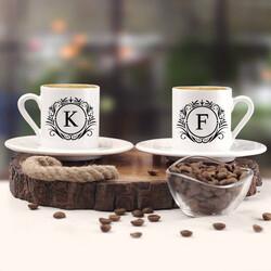 - Harfli Sevgili Kahve Fincanları