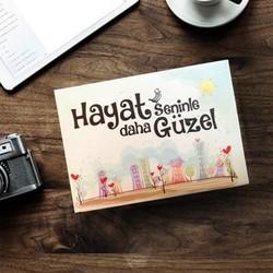 - Hayat Seninle Daha Güzel Kitabı