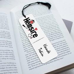 - Hemşirelere Özel Kitap Ayracı
