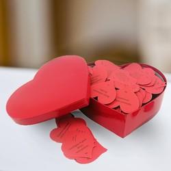 Her Güne 365 Adet Aşk Mesajı Kutusu - Thumbnail