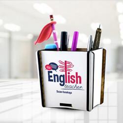 - İngilizce Öğretmenine Hediye Kalemlik