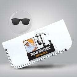 - İnşaat Mühendisine Hediye Gözlük Kılıfı