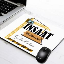 - İnşaat Mühendislerine Özel Mousepad