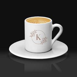- Kadına Doğum Günü Hediyesi Harfli Kahve Fincanı