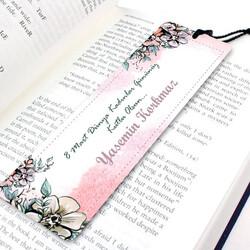 - Kadınlar Günü Temalı Kitap Okuma Ayracı