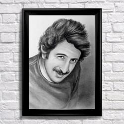 - Karakalem Portre Resim