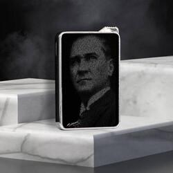- Kelimelerden Atatürk Resimli Çakmak
