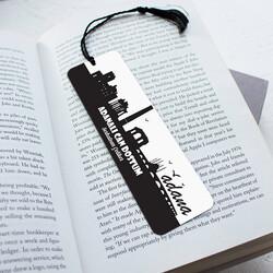 - Kişiye Özel Adana Temalı Kitap Ayracı
