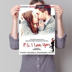 - Kişiye Özel Aşk Film Posteri