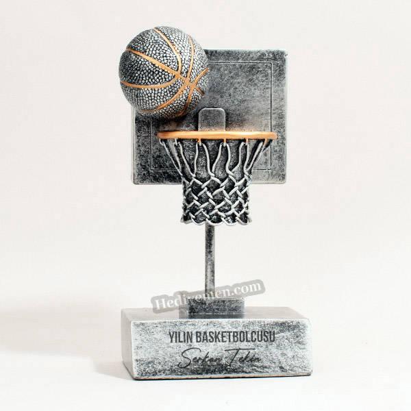 Kişiye Özel Basketbolcu Ödülü ve Biblosu