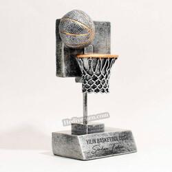 Kişiye Özel Basketbolcu Ödülü ve Biblosu - Thumbnail