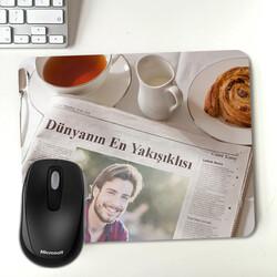 - Kişiye Özel Dünyanın En Yakışıklısı Mousepad