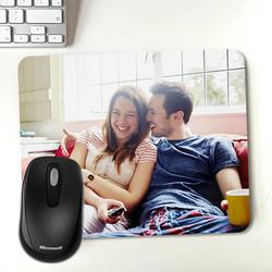 - Kişiye Özel Fotoğraflı Mouse pad
