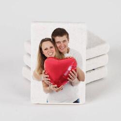 - Kişiye Özel Fotoğraflı Taş Buzdolabı Magnet
