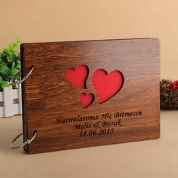 - Kişiye Özel Romantik Fotoğraf Albümü