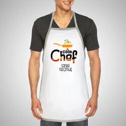 - Kişiye Özel Şef Aşçı Mutfak Önlüğü