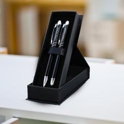 - Kişiye Özel Siyah İkili Kalem
