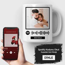 Kişiye Özel Spotify Ses İzi Bardak - Thumbnail