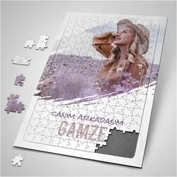 - Kız Arkadaşa Hediye Puzzle