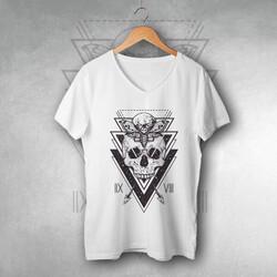 - Kuru Kafa Tasarım Unisex Tişört