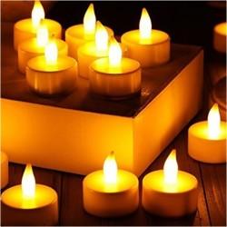 - LED Işıklı Mumlar